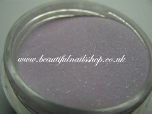 Pastel purple with very fine greenish glitter 4g /102/